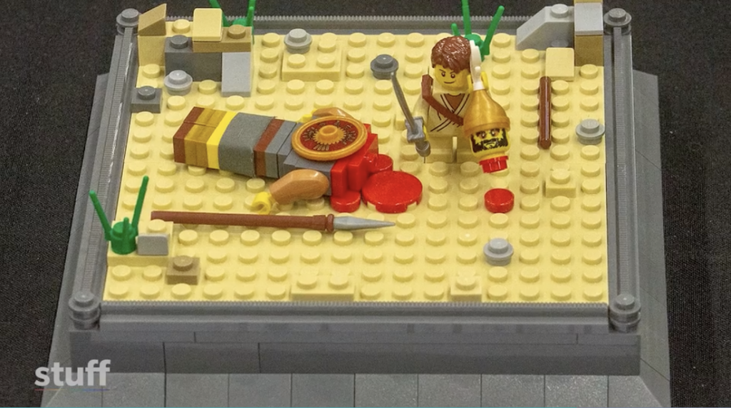 LEGO Fan Pushed Out of Convention for Graphic (but Accurate