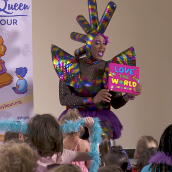 Christian Opposition to a Drag Queen Story Hour Event Has Completely Backfired