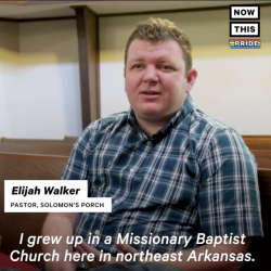 A Transgender Pastor Began an LGBTQ-Inclusive Church in Arkansas