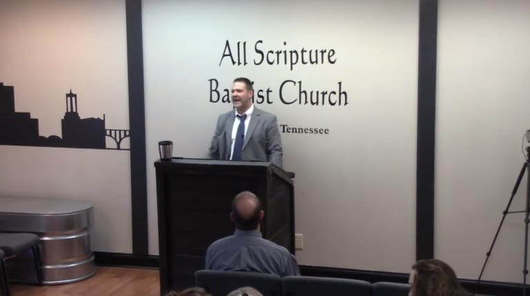 Pastor Who Works for TN Police Dept. Says Gays Should Be Executed By Police
