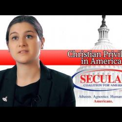 Here's the Problem with Christian Privilege in the U.S. Government
