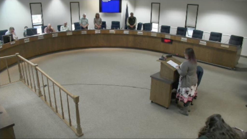 After Satanist's Invocation, Alaska Borough Officials Want to End the Practice