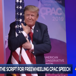 Trump, Who Has No Clue What the Flag Represents, Calls for Ban on Flag Burning