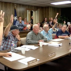 Five White Men in Waskom, TX Passed an Illegal Abortions-Not-Allowed Ordinance