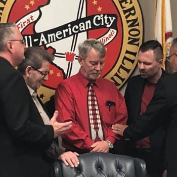 Mount Vernon (IL) Mayor Issues Proclamation Blatantly Promoting Christianity