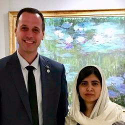 Quebec Education Minister Praises Malala, Leading to Cries of Hypocrisy