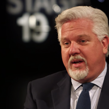 """Glenn Beck's Plan to Renew America's """"Covenant"""" With God Was Blocked by COVID-19"""