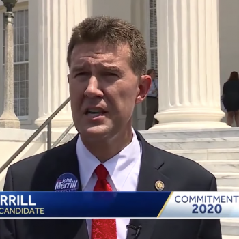 "AL GOP Senate Candidate: TV's Bad Now Because of All the ""Homosexual Activities"""