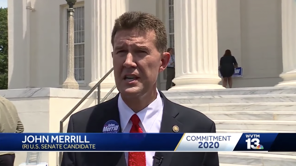 """AL GOP Senate Candidate: TV's Bad Now Because of All the """"Homosexual Activities"""""""