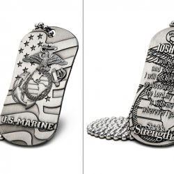 The Army Isn't Blocking a Christian Company From Selling Religious Dog Tags