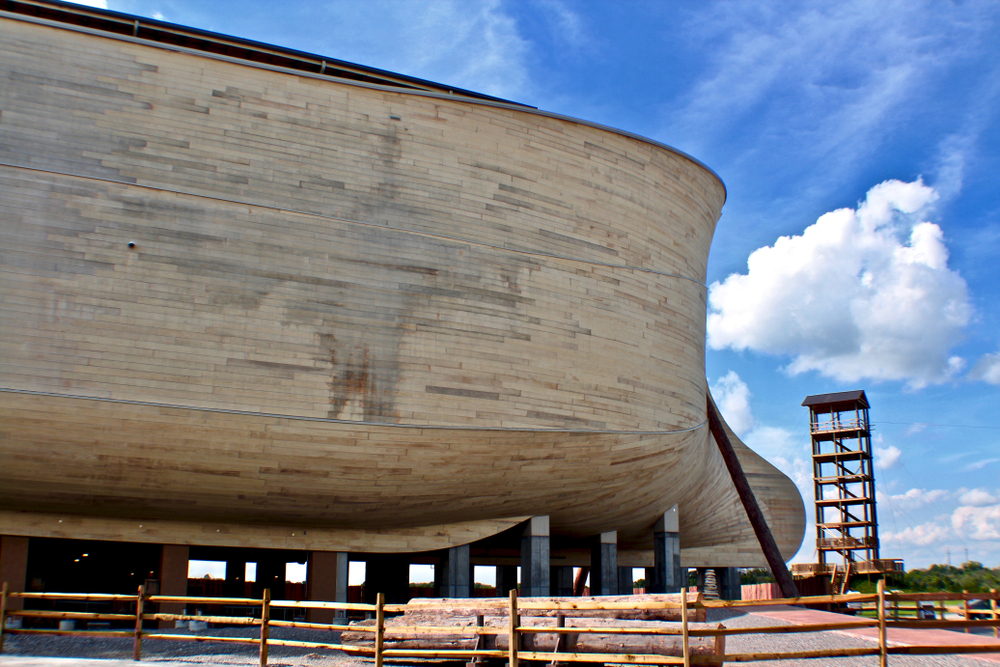 Ken Ham: Local Reporter Who Covered Ark Encounter's Failures is