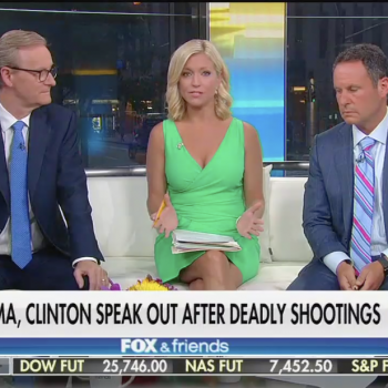 """FOX Host: The Dayton Tragedy Occurred Because the Shooter Didn't """"Fear the Lord"""""""