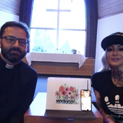 Atheist Stripper and Progressive Pastor Team Up to Help Victims of ICE Raids