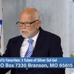 "Jim Bakker Still Sells Gel That He Says Cures Venereal Diseases (""All of Them!"")"