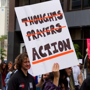 Social Science Proves It: Thoughts and Prayers Don't Prevent Mass Shootings