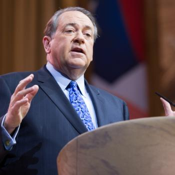 """Mike Huckabee: Prayer Is The """"Only Thing"""" That Will Stop Mass Shootings"""