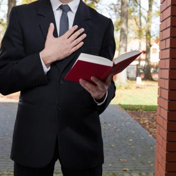 The Jehovah's Witnesses Want the Supreme Court to Help Them Cover Up Sex Abuse