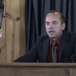 """Christian Hate-Preacher: To Those Who Respect Gay People, """"Are You Insane?"""""""
