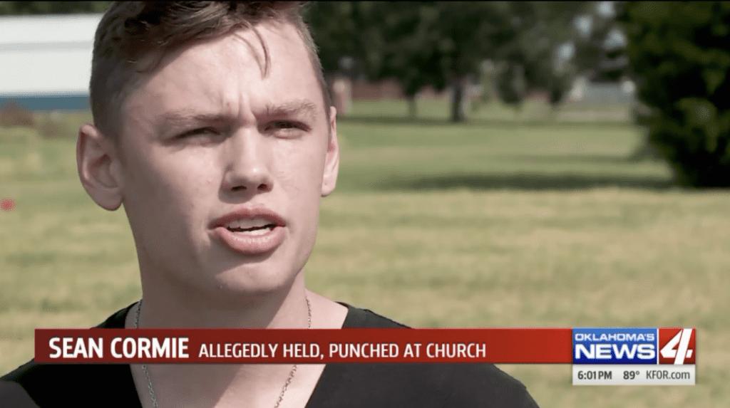 Oklahoma Man Says Local Church Members Pinned Him Down to Pray Away the Gay