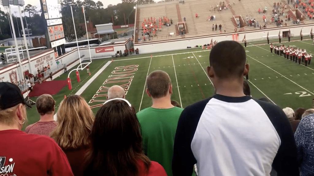 Christians Furious After GA School Bans Loudspeaker Prayers at Football Games