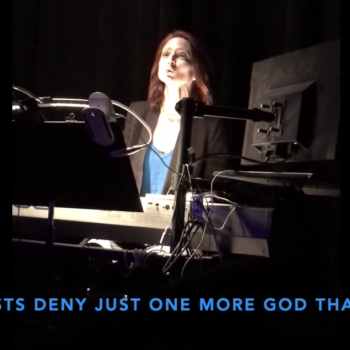Enjoy This Song About Denying One More God Than Everyone Else
