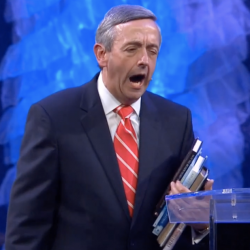 """Robert Jeffress: Thanks to Supreme Court Chaos, COVID Is """"Background Noise"""""""