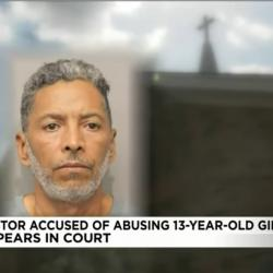 """Pastor Charged With Sexually Abusing 13-Year-Old Says """"She Initiates"""" Most of It"""