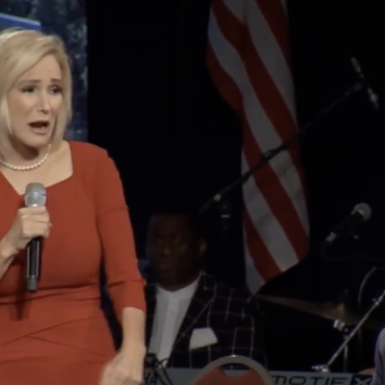 """Trump's """"Spiritual Adviser"""": I Took This Role Because I Couldn't Say No To God"""