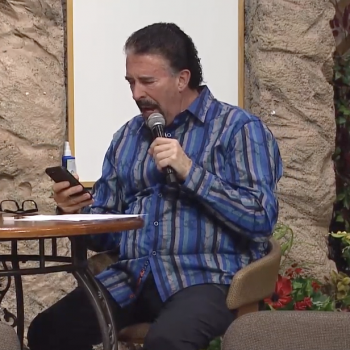 PastorWho Texted While Speaking in Tongues Has a Perfectly Good Explanation!