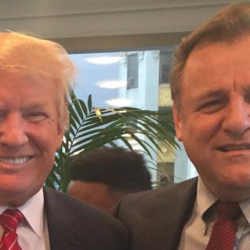 """Trump-Loving Pastor Reportedly Used Fake """"Church"""" to Evade Taxes"""