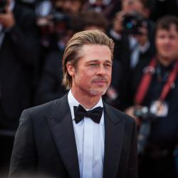 "Brad Pitt: I Was ""Rebellious"" When I Said I Was an Atheist; ""I Wasn't Really"""