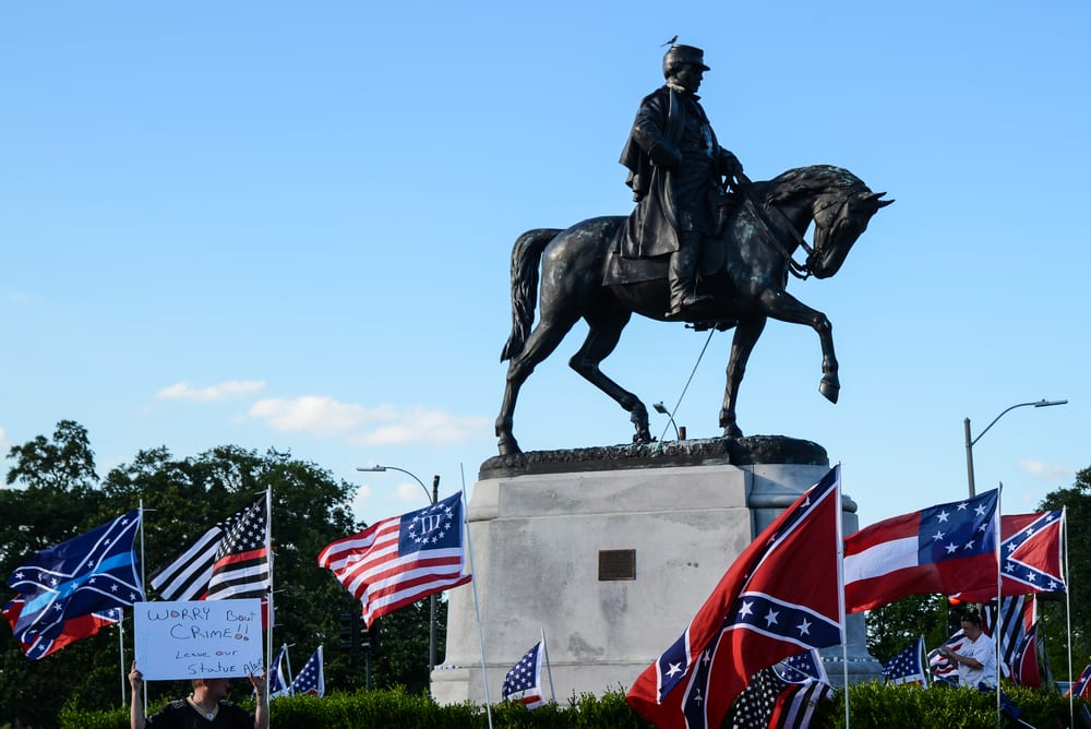 Some Christians Must Stop Worshiping the False Idols of Confederate Monuments
