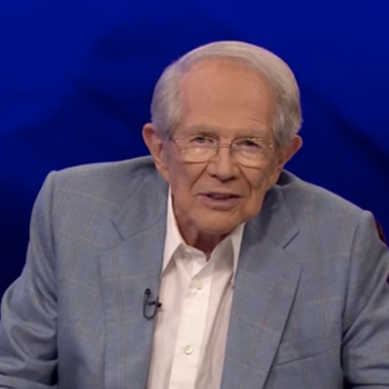Asked About a Harmless Halloween Game, Pat Robertson Talked About Biblical Rape