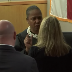 Atheist Group Files Complaint Against Texas Judge Who Gave Killer Cop a Bible