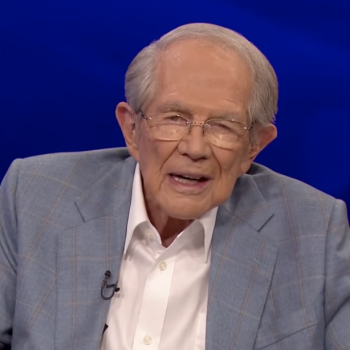 """Pat Robertson: The Death Penalty Is """"Absolutely Biblical"""""""