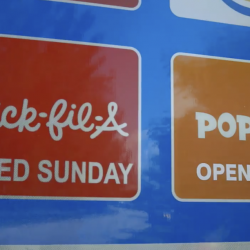 Popeyes' Chicken Sandwich Will Return on Sunday (When Chick-fil-A is Closed)