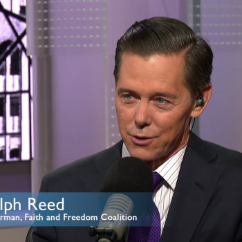 """Ralph Reed: Christians Have a """"Moral Obligation"""" to Support Donald Trump in 2020"""