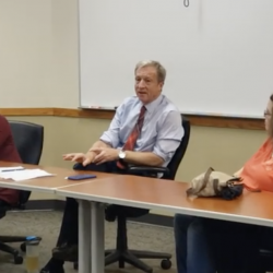 An Atheist Asked Tom Steyer How He'd Handle Anti-Science Christians as President