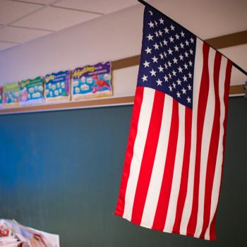 NJ School Reassigns Teacher Who Took a Knee During the Pledge of Allegiance
