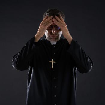 What Do You Do When Your Father is a Priest Who Raped Your Underage Mother?