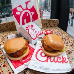 """High School Rejects Free Chick-fil-A Lunch """"Out of Respect to Our LGBTQ Staff"""""""