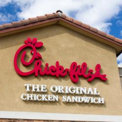 LGBTQ Activists Shut Down Britain's Only Chick-fil-A Just 9 Days After Opening