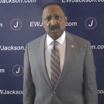 "E.W. Jackson: Liberals Hate Trump Because He's ""Too Much of a Man for Them"""