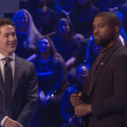"""Kanye West to Joel Osteen: """"They Are Attempting To Take Prayer Out of Schools"""""""