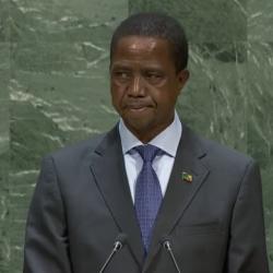 Zambian President Denounces Atheists While Praying to God for Rain