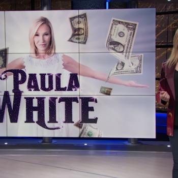 Samantha Bee Shines a Spotlight on Christian Scamvangelist Paula White