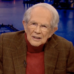 "Pat Robertson: The Trans Movement Wants to ""Keep People from Having Children"""