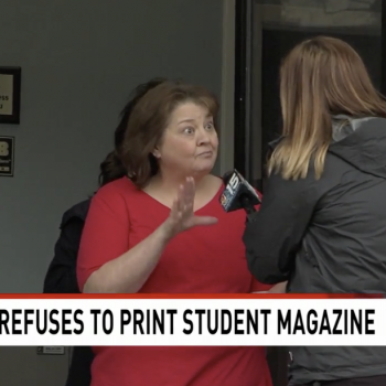 Christian Business in Alabama Refuses to Print LGBTQ-Themed Student Magazine
