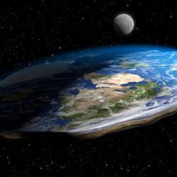 Flat Earthers Are Whining About How Their Friends Think They're Idiots