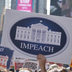 Christian Prayer Group Tells Obvious Impeachment Lie in Message to Participants